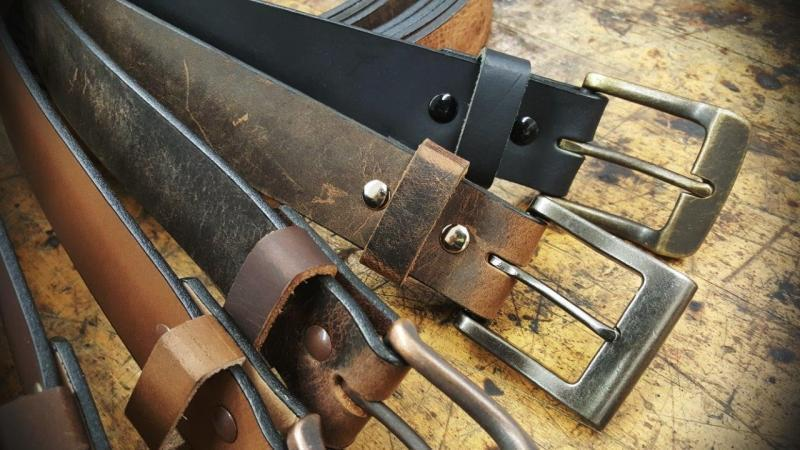 Custom Belts - BAD&G CUSTOMS
