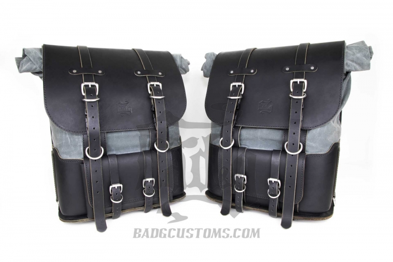 Universal Rolltop Backpack Saddlebags URB10