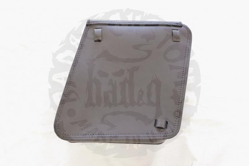 Triumph Bonneville T100 T120 Left Side Solo Bag TL01