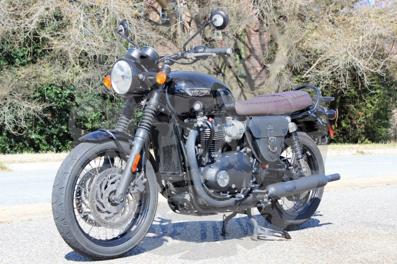 Triumph Bonneville T100 T120 Throw Under Seat Cover Bags TTU01