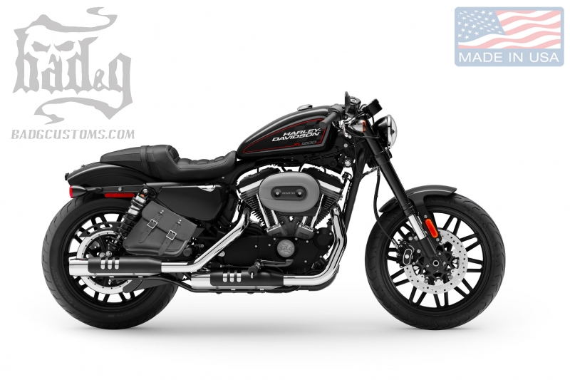 Sportster Right Solo Bag SR02