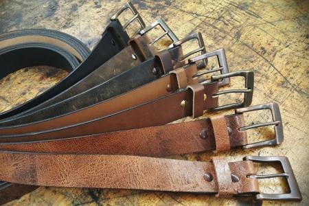 Custom Belts - BAD&G CUSTOMS