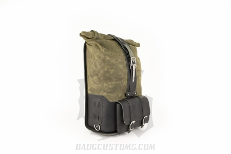 Universal Rolltop Saddlebag Backpack URB02