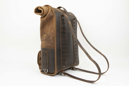 Universal Rolltop Saddlebag Backpack URB01