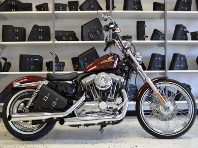 Sportster Right Solo Bag SR01