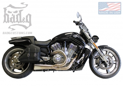 V-Rod Right Solo Bag VRR031