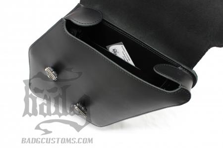 VTX 1300 1800 Right Solo Bag VTXR01