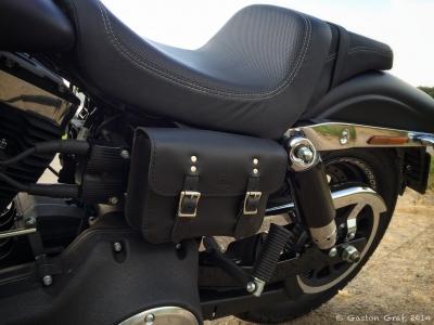 Throw Under Seat Bags DTU03