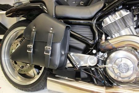 V-Rod Right Solo Bag VRR031