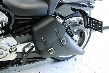 V-Rod Left Solo Bag VRL04