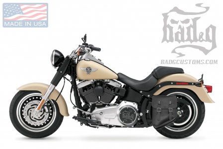 Softail Hardtail Left Solo Bag SHL03