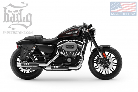 Sportster Right Solo Bag SR03