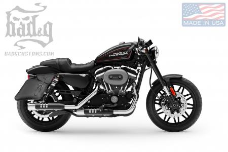 Sportster Right Solo Bag SR05