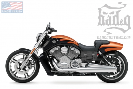 V-Rod Left Solo Frame Bag VFL01