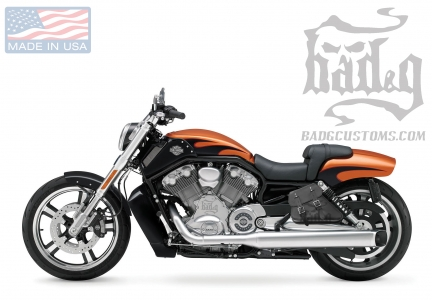 V-Rod Left Solo Bag VRL02