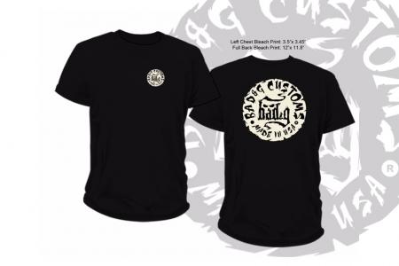 T-Shirts - BAD&G CUSTOMS