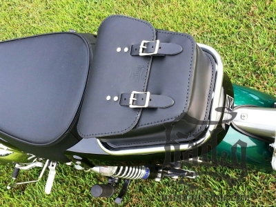 Scrambler Bonneville Luggage Rack Tail Bag TLR01